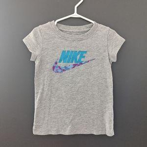 Nike grey short sleeved t-shirt